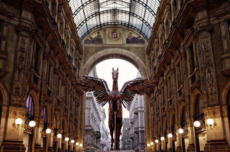 voyager seul à Milan