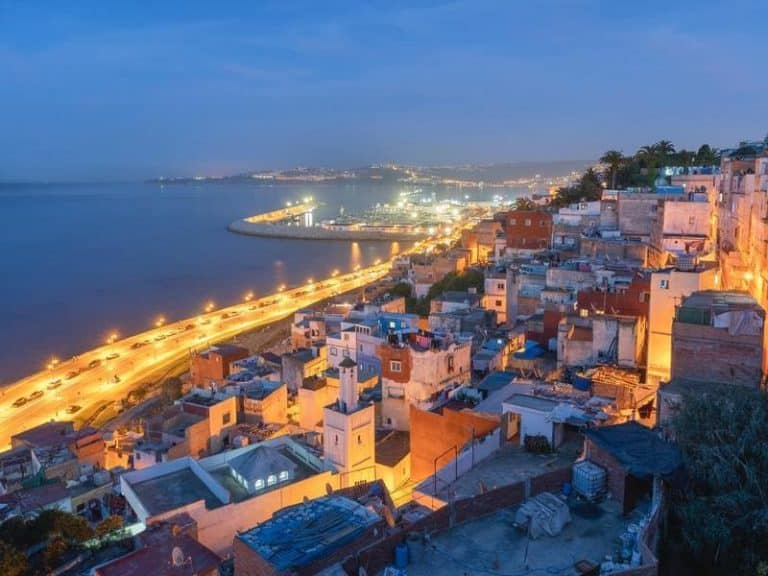 Voyager seul à Tanger pour découvrir la beauté de la ville